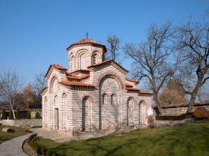 Church of St. George in Kyustendil, Bulgaria