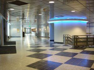 Inside Binghamton University, New York