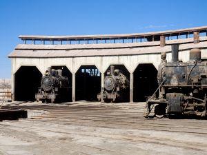 Railway Museum (Baquedano, Chile)
