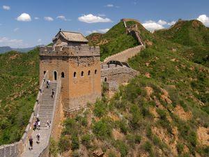 The Great Wall of China (Jinshanling section)