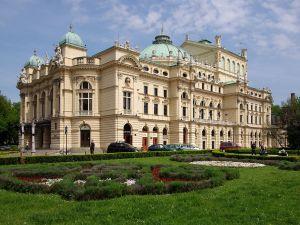 Juliusz Słowacki Theatre, Kraków, Poland