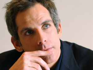The comic actor Ben Stiller