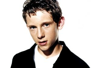 "Jamie Bell, who starred in the movie ""Billy Elliot"""
