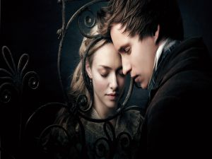 "Cosette and Marius, characters from ""Les Miserables"""
