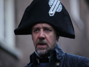 Javert, played by Russell Crowe (Les Miserables)