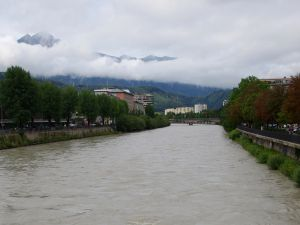 Inn River, Innsbruck