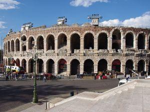 Verona Arena (Roman Amphitheatre), Italy