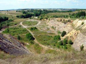A quarry in Poland