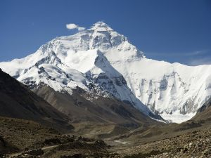 The Everest in all its breadth