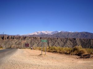 Locality of Payogasta (province of Salta, Argentina)