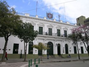 Government House (S.F. del Valle de Catamarca, Argentina)