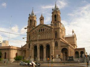 Cathedral and Basilica of San Nicolas de La Rioja (Argentina)