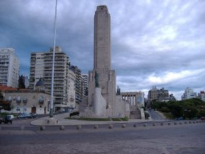 National Flag Memorial in Rosario, Argentina
