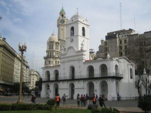 Buenos Aires Cabildo (Argentina)