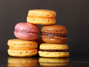 Macarons varied