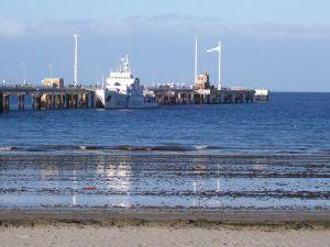 "Dock ""Luis Piedrabuena"" (Puerto Madryn, Chubut, Argentina)"