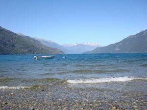 Puelo Lake, Chubut Province (Argentina)