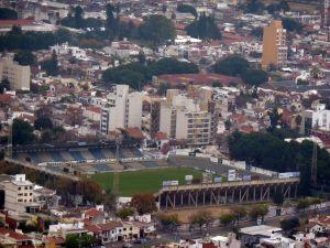 """Stadium """"El Gigante del Norte"""" (Salta, Argentina)"""