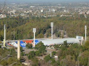 """Stadium """"Malvinas Argentinas"""" (Mendoza, Argentina)"""