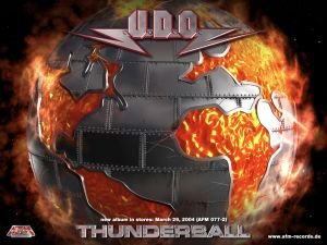 Thunderball (U.D.O. group album)