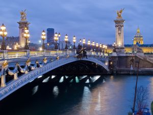 Pont Alexandre III (Paris, France)