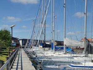 Port of Ringkobing, Denmark