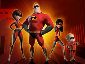 The Incredibles (Pixar)