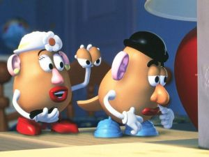 Mr. and Mrs. Potato (Toy Story)