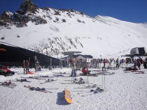"Ski and Snowboard Centre ""La Hoya"" (Argentina)"