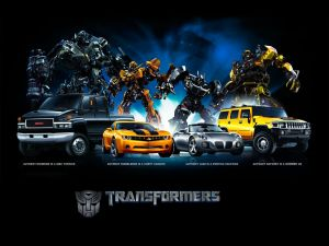 "Vehicles of ""Transformers"""
