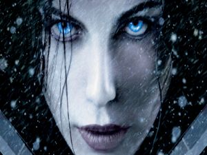 "Selene in ""Underworld"""