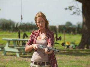 "Emily Blunt as Sara in ""Looper"""