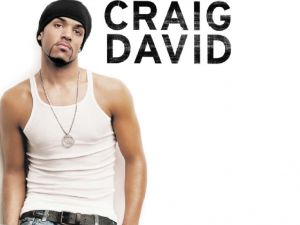 Craig David in undershirt