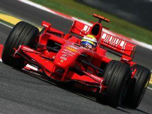 F1 Ferrari