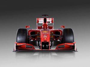 F1 Ferrari F60