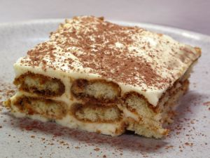 Tiramisu, Italian dessert