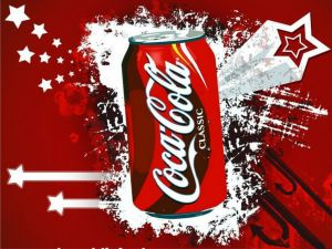 Can of Coca-Cola