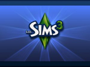 """The strategic life simulation video game """"The Sims 3"""""""