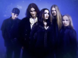 The Finnish band Nightwish