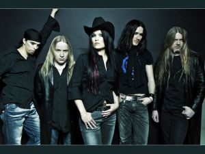 The components of the Finnish band Nightwish