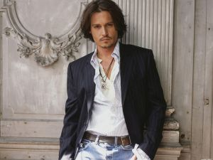 Johnny Depp, American actor and producer
