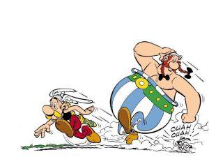 Asterix, Obelix and Dogmatix