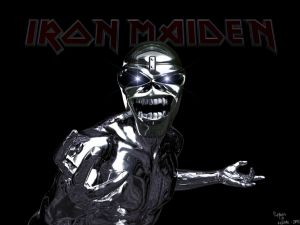 Metallical Eddie (Iron Maiden)