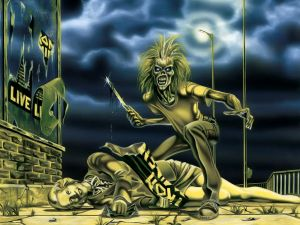 Eddie the Head (Iron Maiden)