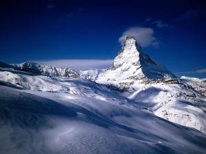 A cold crag
