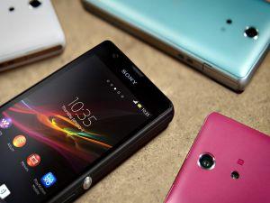 Colored smartphones