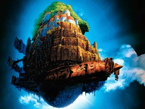 """""""Laputa: Castle in the Sky"""" (Hayao Miyazaki)"""