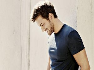 The Spanish singer Pablo Alborán
