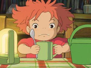 The little Ponyo