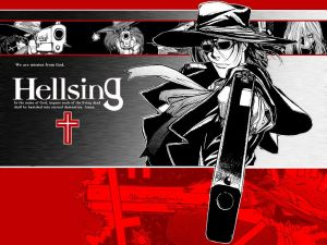 "Hellsing ""We are mission from God"""